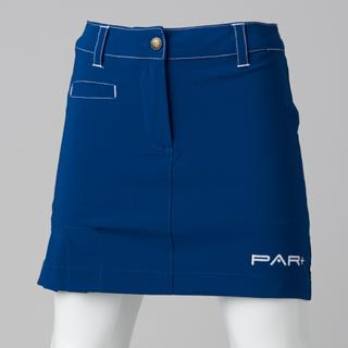 GIRLS GOLF SKORT BLUE - WITH PLEATS