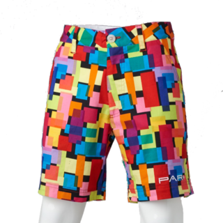 BOYS GOLF SHORTS