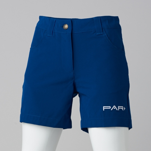 GIRLS GOLF SHORTS  - BLUE