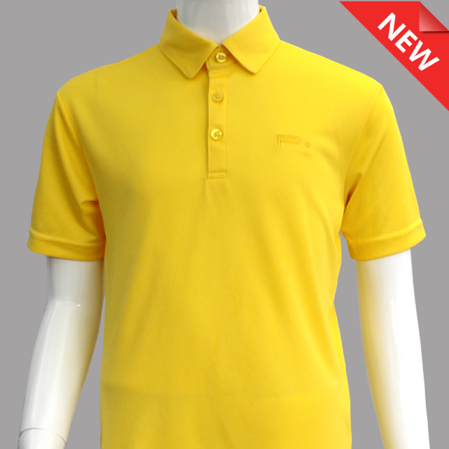 BOY POLO YELLOW