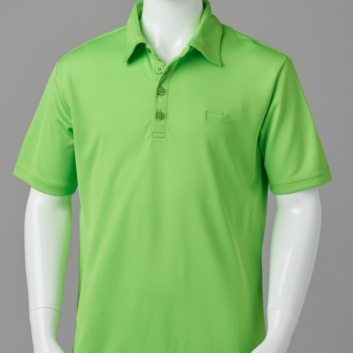 BOY POLO LIME