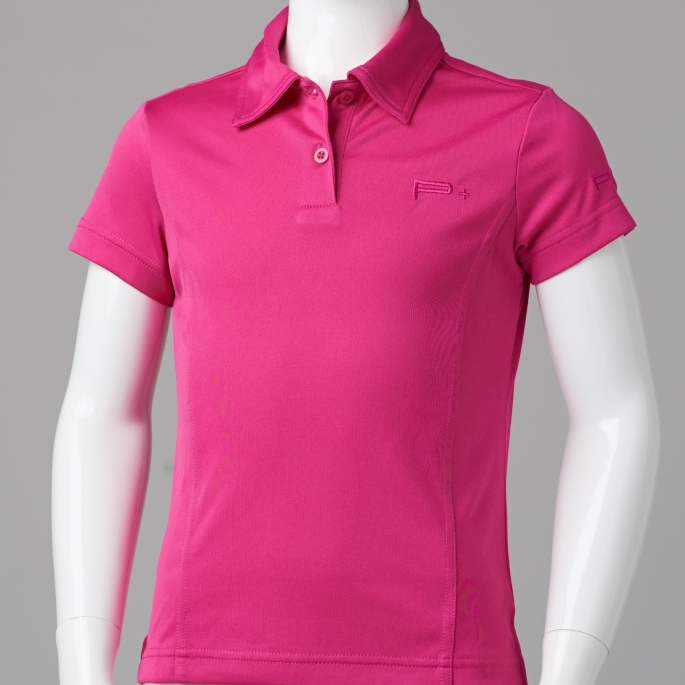 GIRL FITTED POLO FUSION